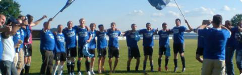 Meister 2008 - 1. FC Schmidgaden e.V.