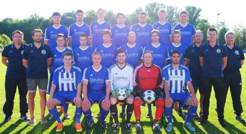 I. Mannschaft 2017/2018 - 1. FC Schmidgaden e.V.