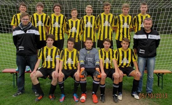 B-Junioren - 1. FC Schmidgaden e.V.