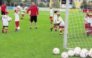 Hans Dorfner Fussballschule in Schmidgaden